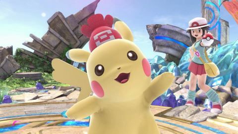 Super Smash Bros. Ultimate : Des noms de futurs personnages dataminés