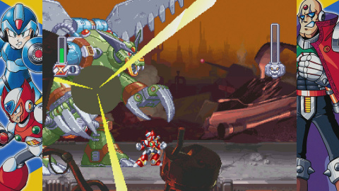 Mega Man X Legacy Collection: Ce que la série nous a offert de mieux