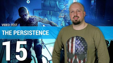 The Persistence : 3 minutes pour survivre dans l'espace