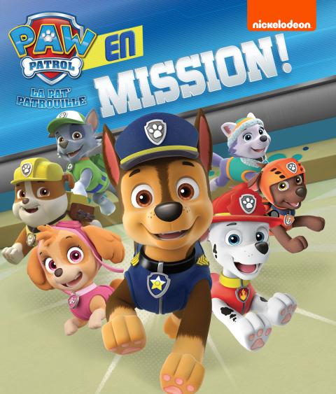 Paw Patrol : La Pat'Patrouille en mission sur 3DS