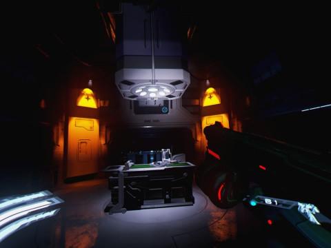 The Persistence : Un Survival-Horror incisif en réalité virtuelle