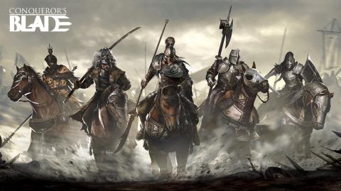Conqueror's Blade sur PC