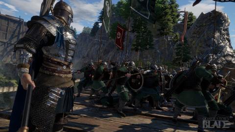 Conqueror's Blade : la bêta fermée ouvrira ses portes le 7 février