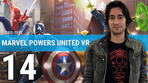 MARVEL Powers United VR : Notre avis en 3 minutes