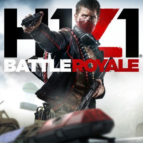 H1Z1 : Battle Royale sur PS4