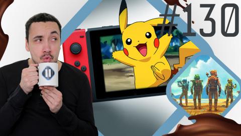 Pause Cafay #130 : Pokémon RPG sur Nintendo Switch fin 2019