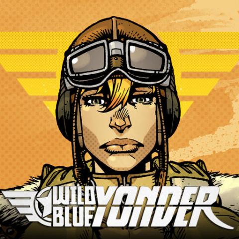 Wild Blue Yonder sur iOS
