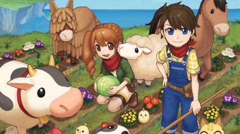 Harvest Moon : Lumière d'espoir - Une formule qui peine à se renouveler