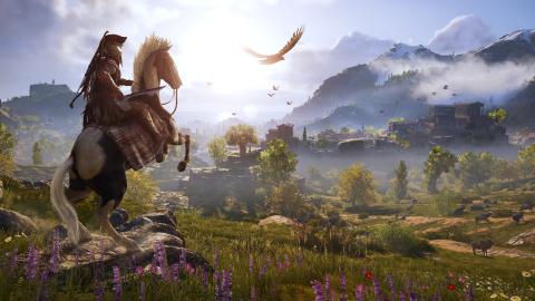 Ubisoft évoque les mécaniques RPG d'Assassin's Creed Odyssey