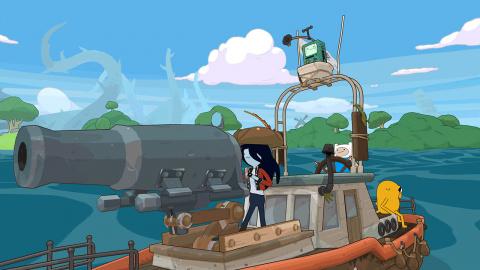 Adventure Time: Les Pirates de la Terre de Ooo - Trucs et astuces