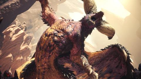 Monster Hunter World : Geralt de Riv arrivera en février