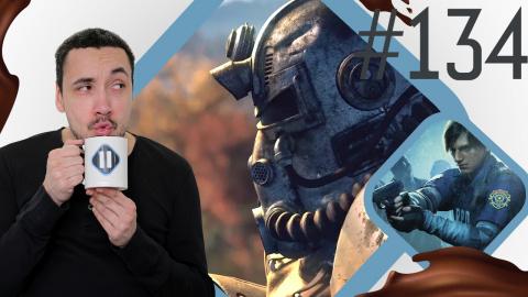 Pause Cafay #134 : Fallout76 ne sortira pas sur Steam
