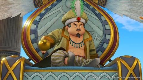 Chapitre 5 : Pharis, un véritable Prince ?