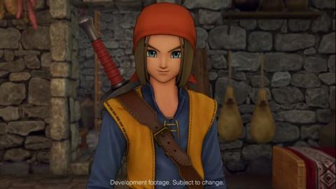 Dragon Quest XI : Un peu de nostalgie avec le costume de Dragon Quest VIII