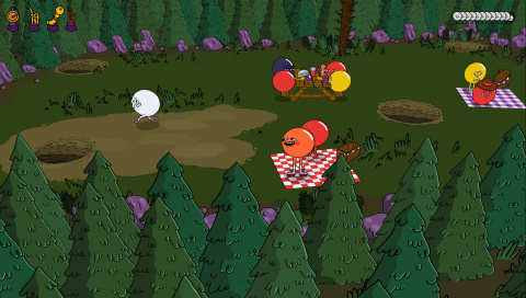 Pool Panic : Le billard qui perd la boule