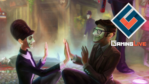 We Happy Few : Les mécaniques d'infiltration