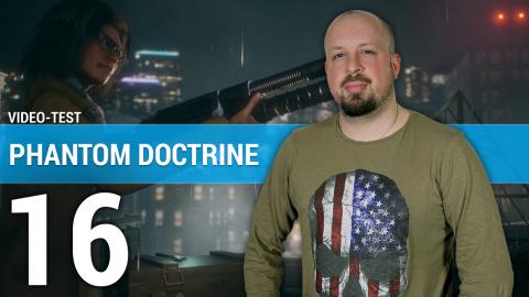 Phantom Doctrine : 3 minutes pour espionner le monde