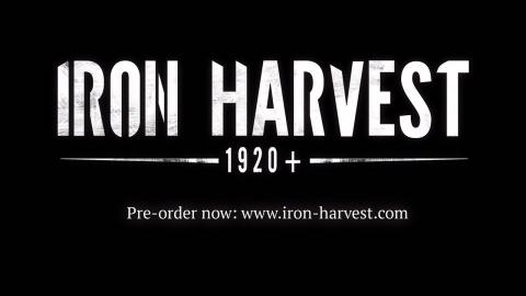 Trois minutes de Gameplay pour Iron Harvest