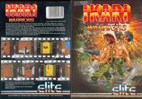 SNK 40th Anniversary Collection : Un trailer pour la trilogie Ikari Warriors !