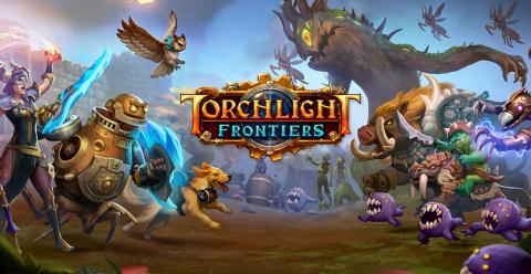Torchlight revient sur PS4, Xbox One et PC avec Torchlight Frontiers