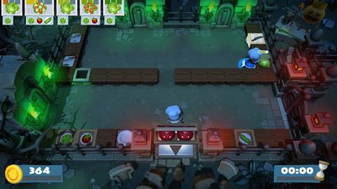 Overcooked 2 : la mise à jour intégrant la progression partagée disponible sur consoles