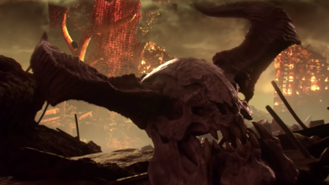 Doom Eternal : Six minutes de gameplay en orbite