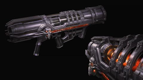 Doom Eternal : premières vidéos de gameplay sur Terre