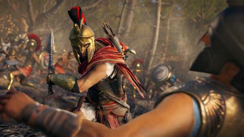 Assassin's Creed Odyssey : focus sur les combats et les compétences