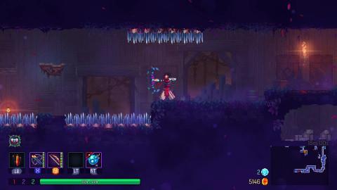 Dead Cells : de nouveaux boss, biomes, ennemis et armes testés sur la version PC