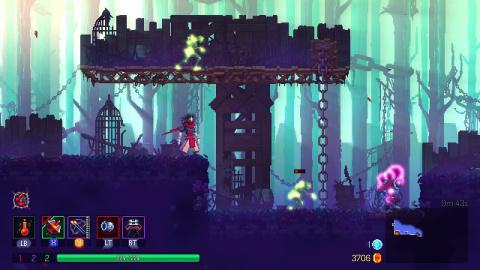 Dead Cells : Promenons-nous dans les bois