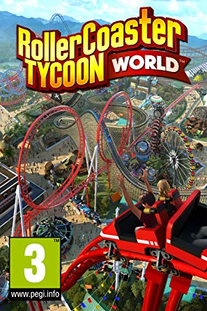 RollerCoaster Tycoon World sur PC