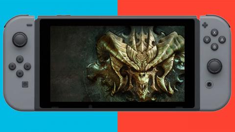 Blizzard dévoile Diablo 3 Eternal Collection sur Nintendo Switch