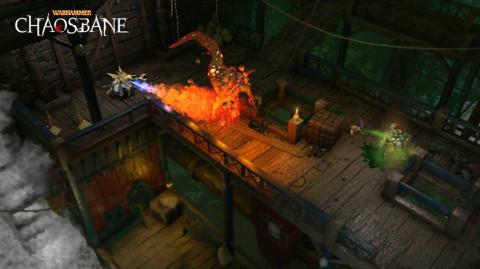 Warhammer Chaosbane : de nouvelles images avant la gamescom
