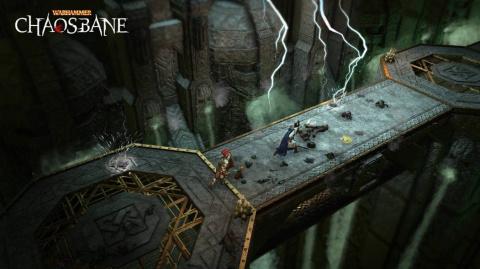 Le meilleur jeu fun à plusieurs : Warhammer : Chaosbane