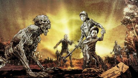 PS Store : Une ultime balade pour Clémentine dans Walking Dead