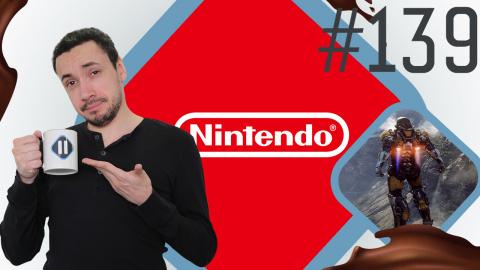 Pause Cafay #139 : Nintendo a vendu 4,5 millards de jeux