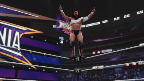WWE 2K19 : le mode 2K Showcase de retour en vidéo