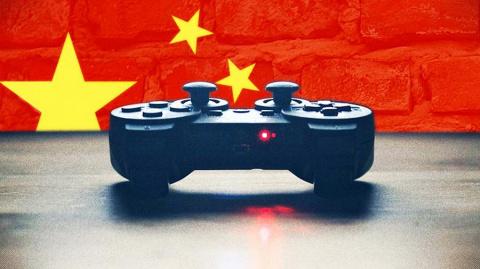 La sortie de jeux bloquée en Chine