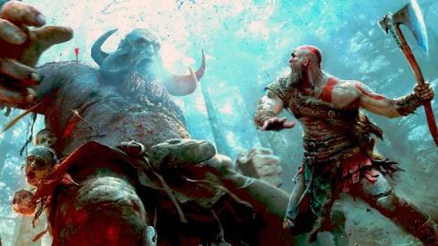 God of War : une série de comics en préparation