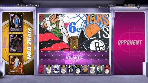 NBA 2K19 : 3v3, Unlimited... les nouveautés du mode MyTeam