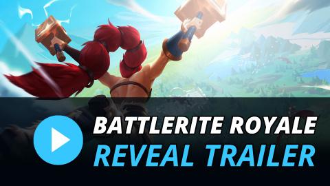 Battlerite Royale : un premier aperçu du gameplay