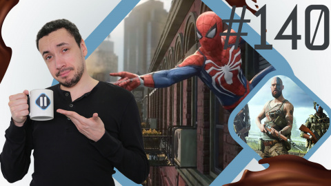 Pause Cafay #140 : Spider-Man tisse sa toile en vidéo