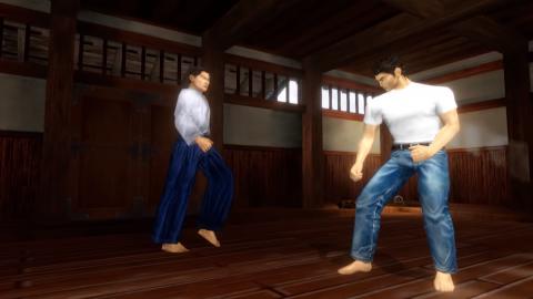 Shenmue I & II présente ses combats et mini-jeux