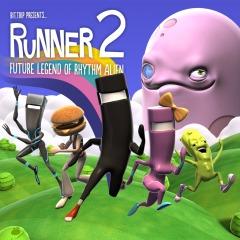 Runner 2 : A Flat Out Run of the Rythm Alien sur PS3