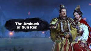 Total War : Three Kingdoms - L'embuscade de Sun Ren