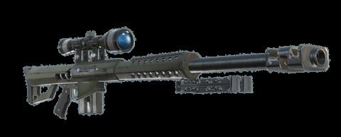 Fusils de sniper