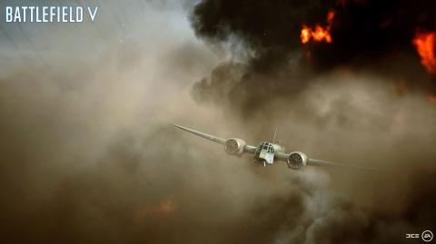Battlefield V : Nouvelle série d'images dévoilée par DICE