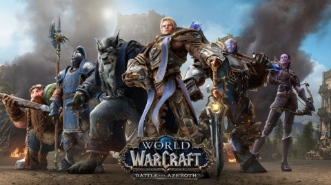 World of Warcraft : Battle for Azeroth - Démonstration de quête immersive
