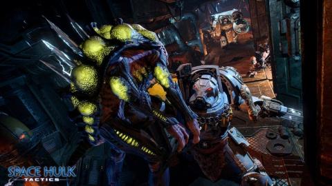 Space Hulk - Tactics : Choisis ton camp, le nouveau trailer pour la Gamescom