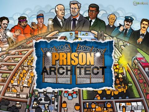 Prison Architect sur Switch